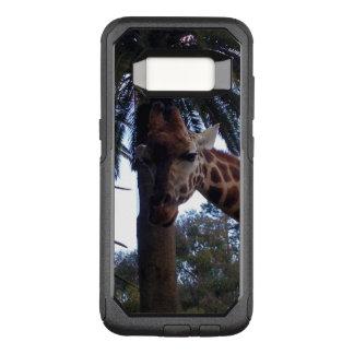 Giraffe Lookout, OtterBox Commuter Samsung Galaxy S8 Case