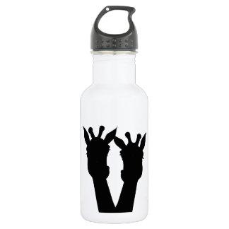 Giraffe Love 532 Ml Water Bottle
