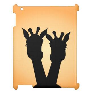 Giraffe Love Case For The iPad
