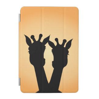 Giraffe Love iPad Mini Cover