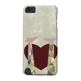 Giraffe Love iPod Touch 5G Case