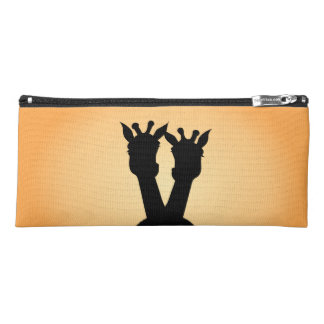 Giraffe Love Pencil Case