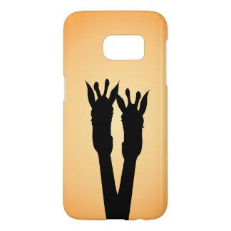 Giraffe Love Samsung Galaxy S7 Case