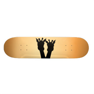 Giraffe Love Skate Boards