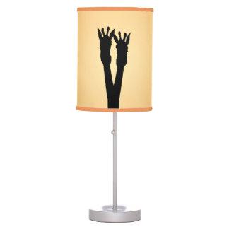 Giraffe Love Table Lamp