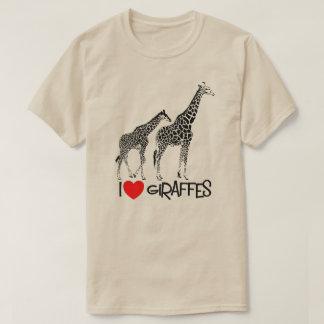 Giraffe Lover Tshirt