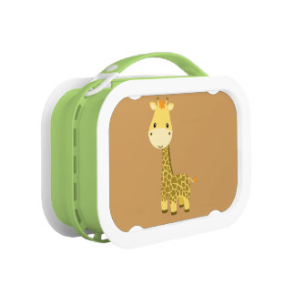 Giraffe Lunch Box