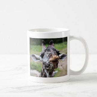 Giraffe Lunch Coffee Mug