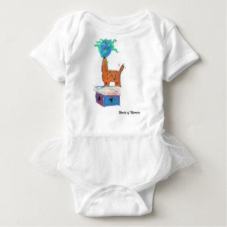 Giraffe Magic Baby Bodysuit