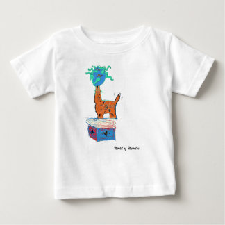 Giraffe Magic Baby T-Shirt
