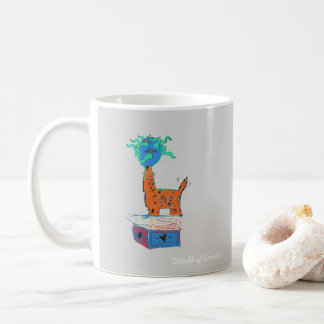 Giraffe Magic Coffee Mug