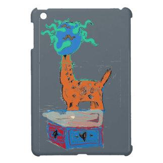 Giraffe Magic iPad Mini Cover