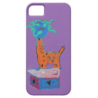 Giraffe Magic iPhone 5 Cases
