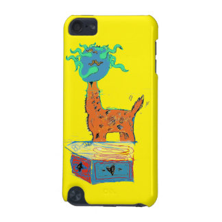 Giraffe Magic iPod Touch 5G Cases