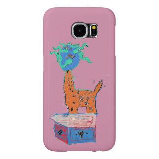 Giraffe Magic Samsung Galaxy S6 Cases
