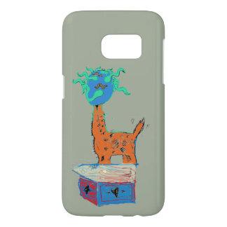 Giraffe Magic Samsung Galaxy S7 Case