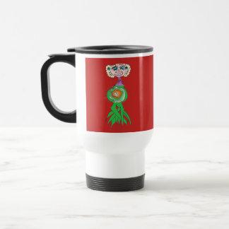 Giraffe Magic Travel Mug
