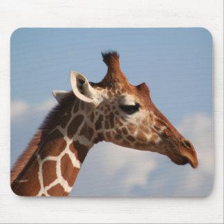 Giraffe Mousemat Mouse Pad
