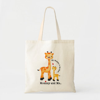 Giraffe Mum and Calf
