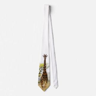Giraffe Necktie -Internationally popular