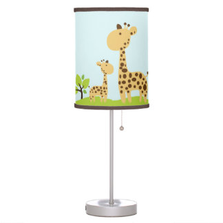 Giraffe Organic Planet Table Lamp