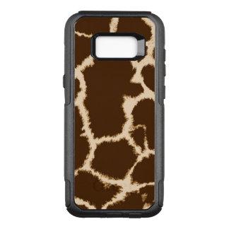 Giraffe OtterBox Commuter Samsung Galaxy S8+ Case