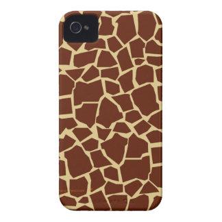 Giraffe Pattern Animal Print Fun Cover Case Skin