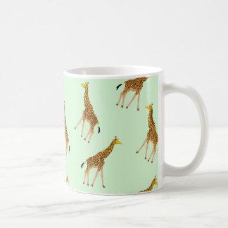 Giraffe Pattern Mug