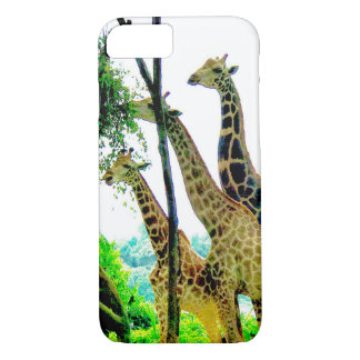 Giraffe phone cover