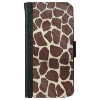 Giraffe Phone Wallet Case