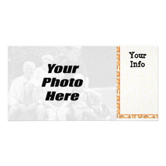 Giraffe Photo Cards - Cute for kids!