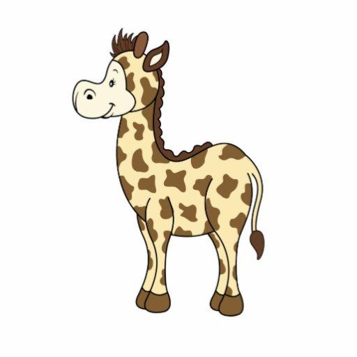 Giraffe Photo Sculpture