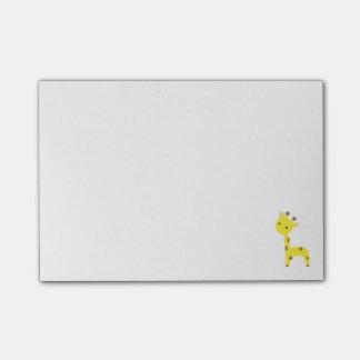 Giraffe Post-it Notes