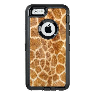 Giraffe Print case