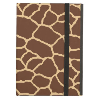 Giraffe Print Cover For iPad Air