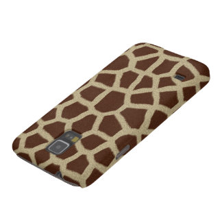 Giraffe Print Galaxy S5 Cases