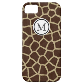Giraffe Print iPhone 5 Case