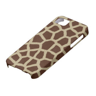 Giraffe Print iPhone 5 Cases