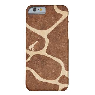 Giraffe Print iPhone 6/6s case