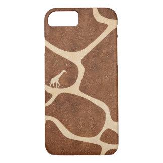 Giraffe Print iPhone 7 case
