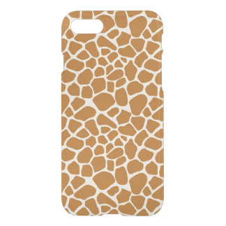 Giraffe Print iPhone 8/7 Case