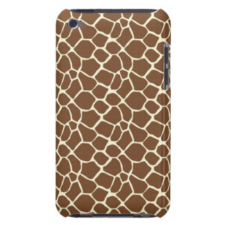 Giraffe Print iPod Case-Mate Case