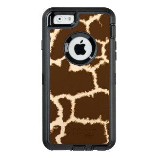 Giraffe Print OtterBox iPhone 6/6s Case