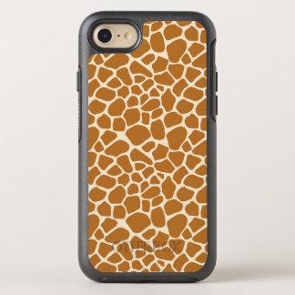 Giraffe Print OtterBox Symmetry iPhone 8/7 Case