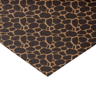 Giraffe Print | Safari Theme Tissue Paper