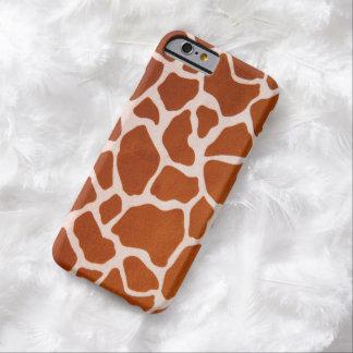 Giraffe Safari Print iPhone 6 Case