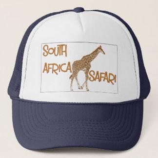 Giraffe Safari South Africa Cap