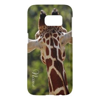 Giraffe Samsung Galaxy S7 Case