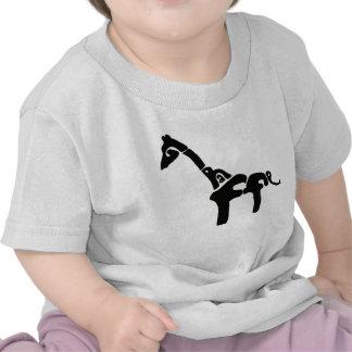 giraffe shirt