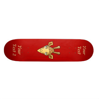 Giraffe Skate Board Decks